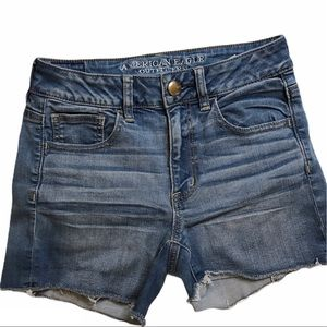 American Eagle Outfitters Hi Rise Shortie